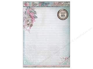 Punch Studio Memo Pad Haiku Blossoms