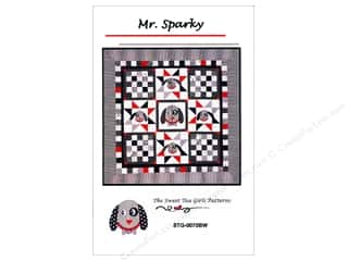 Pets Books & Patterns: Sweet Tea Girls Mr Sparky Pattern