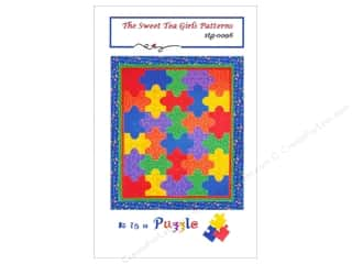 Sweet Treasures Clearance Patterns: Sweet Tea Girls It Is A Puzzle Pattern