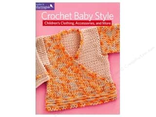 Unique Children: That Patchwork Place Crochet Baby Style Book