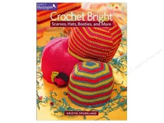 That Patchwork Place Crochet Bright Book by Kristin Spurkland