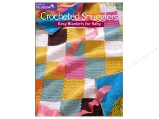 Books $5-$10 Clearance: Crocheted Snugglers Book