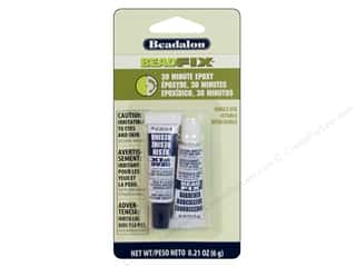 Beadalon Hot: Beadalon BeadFix Adhesive 2 Part Epoxy 0.21 oz.