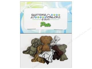 Buttons Galore Theme Pets Puppy Love