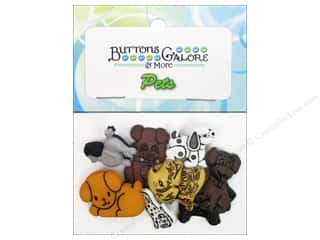 Buttons Galore Theme Pets Dog Daze