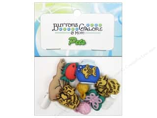 Buttons Galore Theme Pets Somethings Fishy