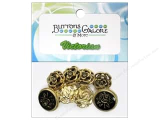 Brand-tastic Sale Buttons Galore: Buttons Galore Theme Buttons Victorian Rose