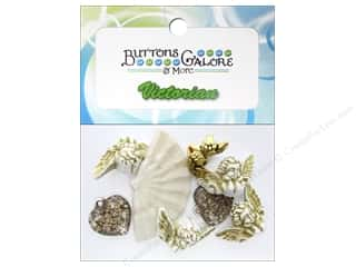 Buttons Galore Theme Victorian Angelic