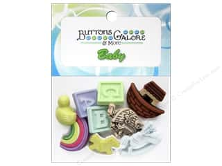 Buttons Galore & More Novelty Buttons: Buttons Galore Theme Buttons Nursery
