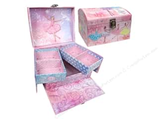 2013 Crafties - Best Organizer: Punch Studio Organizer Case Ballerinas