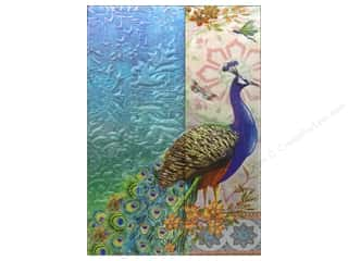 Punch Studio Journal Mini Royal Peacock