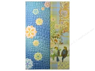 Clearance Pine Ridge Art List Pads: Punch Studio Journal Mini Metallic Blue Bird