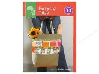 Potter Publishing Purses, Totes & Organizers Books: Interweave Press Craft Tree Everyday Totes Book