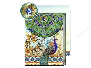 Punch Studio Pocket Note Pad Royal Peacock (2 pads)