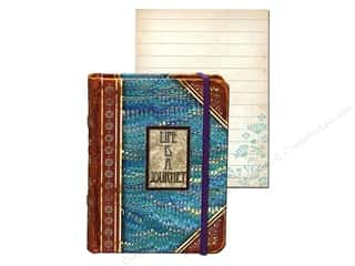 Punch Studio Pocket Book Tiny Life Is A Journey (2 pads)