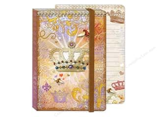 Happy Lines Gifts Sewing & Quilting: Punch Studio Journal Crown