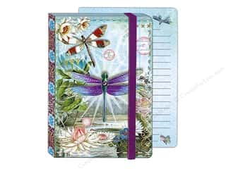 Punch Studio $4 - $5: Punch Studio Journal Dragonflies