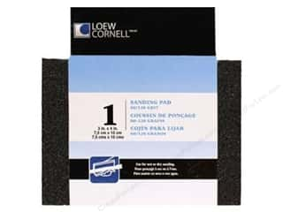 Woodworking Clearance Crafts: Loew Cornell Sanding Pad 60/120 Grit