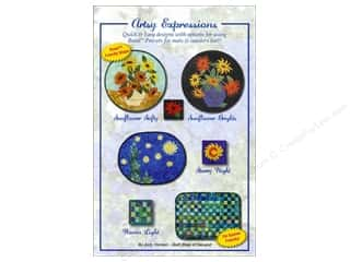 North Light Books Home Decor: Quilt Shop of DeLand Artsy Expressions Pattern by Judy Hansen