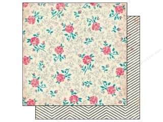 Crate Paper 12&quot;x 12&quot; Maggie Holmes Elizabeth Kate (25 piece)
