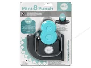 Scrapbooking Sale We R Memory Lucky 8 Punches: We R Memory Punch Mini 8 Trellis