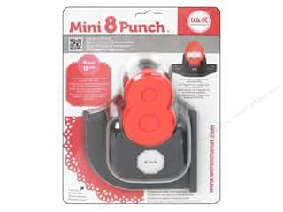 Scrapbooking Sale We R Memory Lucky 8 Punches: We R Memory Punch Mini 8 Doily