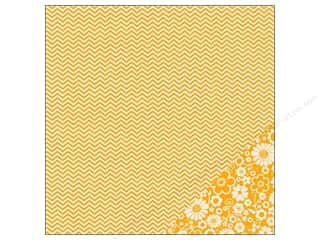 Pebbles Paper 12x12 Basics Honeycomb Chevron (25 piece)
