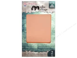 Spellbinders Media Mixage Copper Sheets
