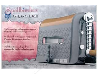 Spellbinders Artisan X-plorer Machine