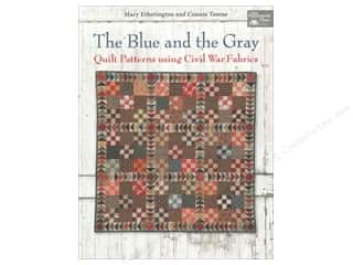 Books Blue: That Patchwork Place The Blue And The Gray Book by Mary Etherington and Connie Tesene