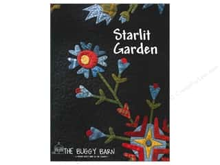 Finishes Glow: Buggy Barn Starlit Garden Book