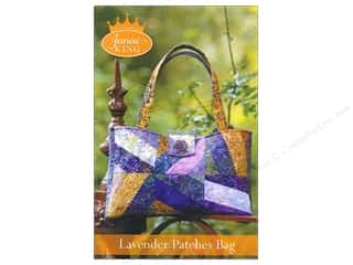 Lavender Patches Bag Pattern