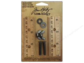 Tim Holtz Idea-ology Ruler Binding