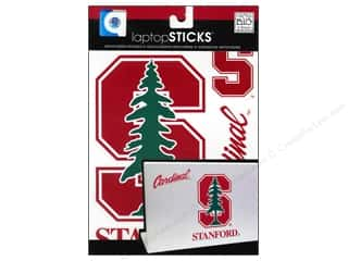 MAMBI Sticker LaptopSTICKS NCAA Stanford Cardinals