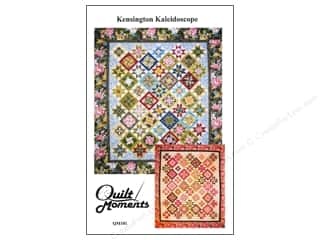 Quilt Moments Jelly Roll Patterns: Quilt Moments Kensington Kaleidoscope Pattern