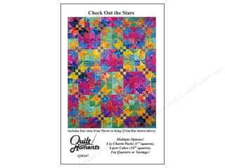 Stars $10 - $64: Quilt Moments Check Out The Stars Pattern
