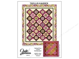 Patches Borders: Quilt Moments Trellis Garden Pattern
