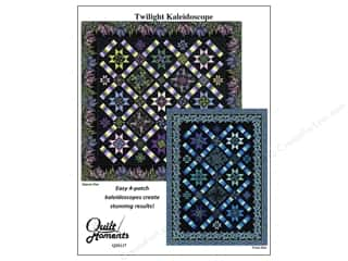 Twilight Kaleidoscope Pattern
