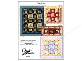 Patterns $10 - $120: Quilt Moments Catch Me Pattern