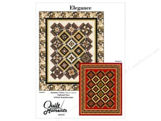 Clearance Patterns: Quilt Moments Elegance Pattern