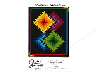 Twister Illusions Pattern