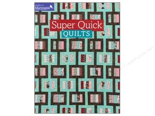 Weekly Specials ArtBin Quick View Carrying Case: Super Quick Quilts Book
