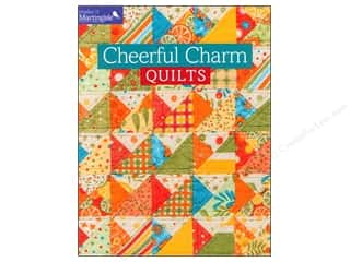 Seam Roll: That Patchwork Place Make It Martingale Series Cheerful Charm Quilts Book