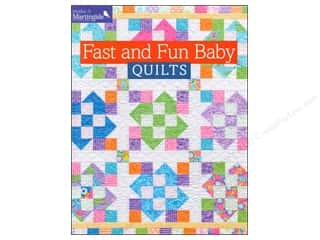 Books Blue: That Patchwork Place Make It Martingale Series Fast and Fun Baby Quilts Book