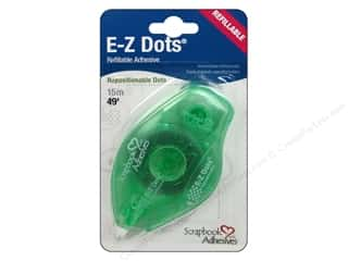 2013 Crafties - Best Adhesive: 3L Scrapbook Adhesives E-Z Dots 49 ft. Repositionable
