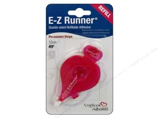 3L: 3L Scrapbook Adhesives E-Z Runner Refill 49 ft. Permanent Strips