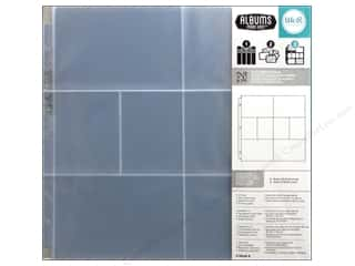 "Scrapbooking Sale We R Memory Photo Sleeves: We R Memory Photo Sleeve Ring 12""x 12"" Albums Made Easy 6""x 4""/3""x 4"" 10pc"