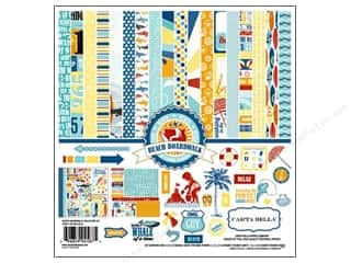 Carta Bella Collection Kit 12x12 Beach Boardwalk