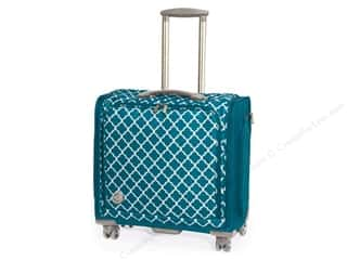 We R Memory Keepers Clear: We R Memory Bag Crafter's 360 Trolley Aqua
