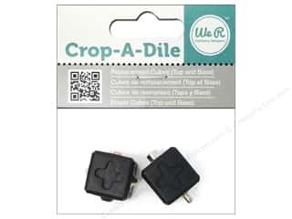 Weekly Specials: We R Memory Crop-A-Dile Replacement Cubes